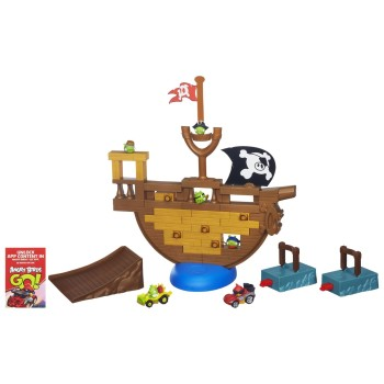 Post image for Angry Birds Go! Jenga Pirate Pig Attack Game-$19.99 Shipped