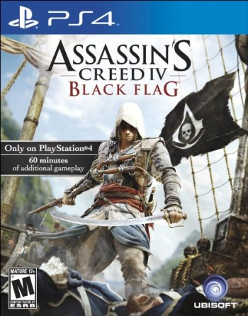 Post image for Amazon Daily Deal: Up to 50% Off Assassin's Creed IV Black Flag and Rocksmith 2014 Edition