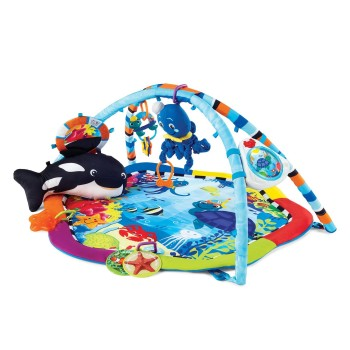 Post image for Amazon: Baby Einstein Neptune Ocean Adventure Gym 50% Off