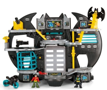 Post image for Cheaper than Black Friday NOW: Fisher-Price Imaginext Super Friends Batcave $29.99