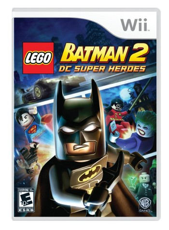 Post image for LEGO Batman 2: DC Super Heroes – Nintendo Wii-$13.00