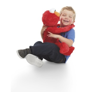 Post image for Amazon Sale: Big Hugs Elmo