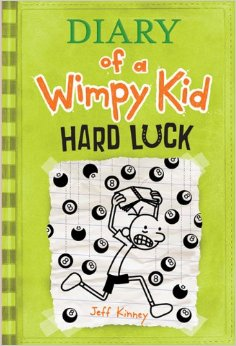 Post image for Amazon-Diary Of A Wimpy Kid: Hard Luck, Book 8 Only $8.23