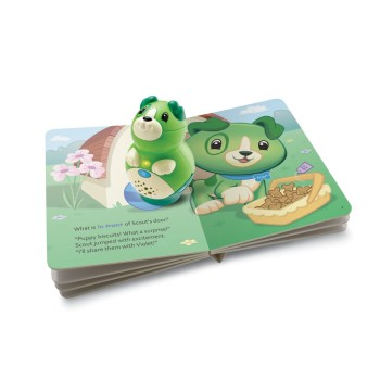 Post image for LeapFrog LeapReader Junior Book Pal-$14.99