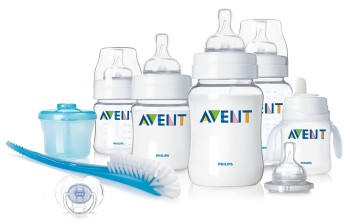 Post image for Amazon-Philips AVENT BPA Free Classic Infant Starter Gift Set $23.39