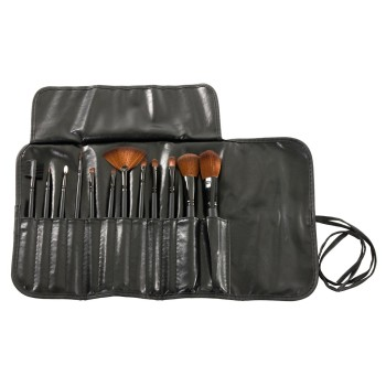 Post image for MASH 12 Pc. Cosmetic Brush Set with Case-$12.99