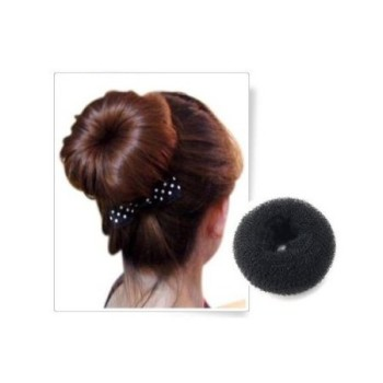 Post image for Amazon-BLACK BUN HAIR FORMER Only $1.85 Shipped!