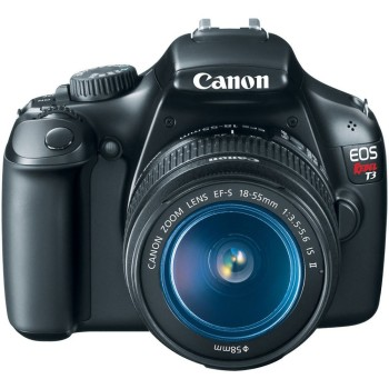 Post image for Canon EOS Rebel T3 12.2 MP -$362 shipped
