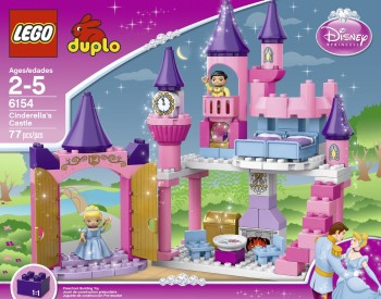 Post image for Lego Duplo Sale: Disney Princess Cinderella's Castle $32.30
