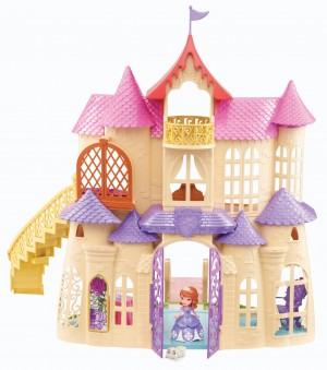 Post image for Disney Sofia The First New Magical Talking Castle $39.99