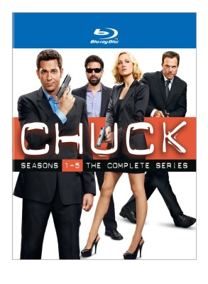 Post image for Amazon Daily Deal: Up to 62% Off Fringe: The Complete Series and Chuck: The Complete Series