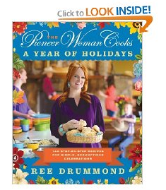 Post image for Amazon-The Pioneer Woman A Year In Review Cookbook $17.99