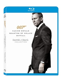 Post image for Daniel Craig 007 Collection $19.99