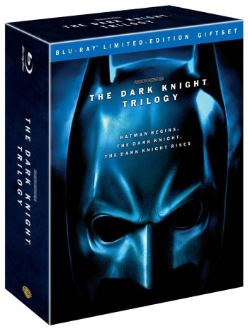 Post image for The Dark Knight Trilogy BluRay-$24.99 Shipped
