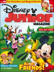 Post image for 1 Year Disney Junior Magazine Subscription $13.99