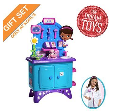 Post image for Disney Doc McStuffins Checkup Center Just $60.99 After Kohl's Cash (Reg. $94.99!)