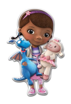 Post image for Doc McStuffins Talking Wall Decor  $17.99 (Reg. $25)