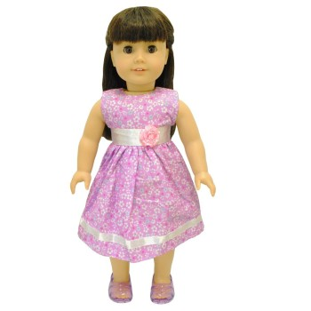 Post image for American Girls Accessories Sale: KHOMO ®Beautiful Flower Dress Outfit $11.95
