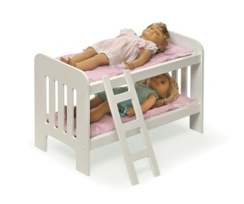 Post image for Doll Bunk Beds With Ladder-$26.99