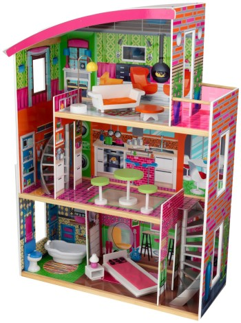 Post image for KidKraft Designer Dollhouse $109.42 Shipped