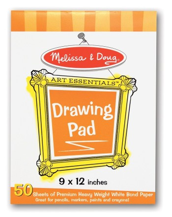 Post image for Amazon-Melissa and Doug Drawing Pad $2.39