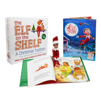 Post image for Amazon-Elf On The Shelf $29.95