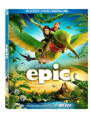 Post image for Amazon: Epic (Blu-ray / DVD + Digital Copy) $9.99