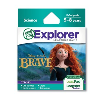 Post image for Cheaper than Black Friday NOW: Leapster Explorer Games- $9.99