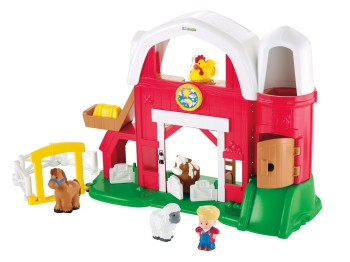 Post image for Amazon-Fisher-Price Little People Animal Sounds Farm $19.49