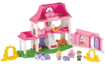 Post image for Fisher-Price Little People Happy Sounds Home Toy $22.99