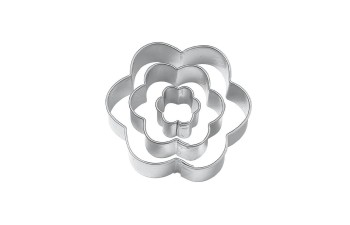 Post image for Amazon-Flower Plum Blossom Cut Outs Cookie Cutters, Set of 3 $1.59 Shipped