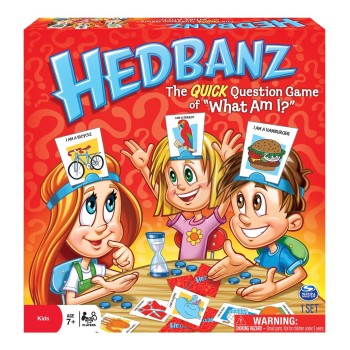 Post image for Amazon-HedBanz Game $7.99