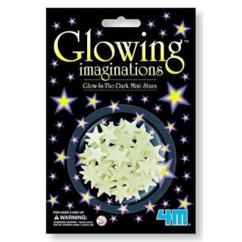 Post image for 4M Glow-In-The-Dark Stars mini stars pack of 60-$5.27