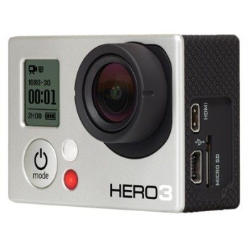 Post image for Black Friday Now: GoPro Hero 3+ White Edition Camcorder
