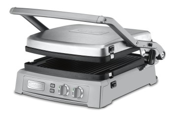 Post image for Amazon-Cuisinart GR-150 Griddler Deluxe, Brushed Stainless $125.00