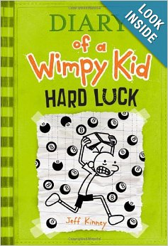 Post image for Diary of a Wimpy Kid: Hard Luck- $7.86