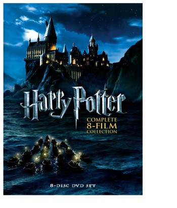 Post image for Harry Potter: The Complete 8-Film Collection on DVD $32.99