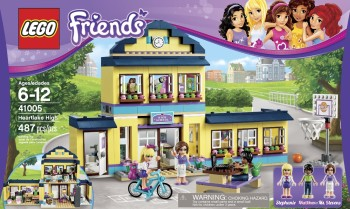 Post image for Lego Friends Sale: Heartlake High $39.99 Shipped