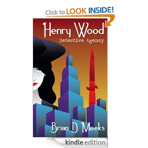 Post image for Amazon Free Book Download: Henry Wood Detective Agency