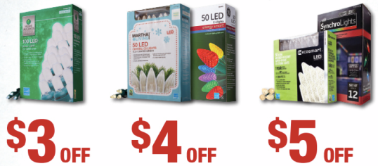 home depot trade in your old holiday lights for up to 5 off led