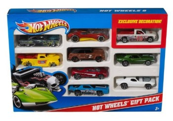 Post image for Amazon-Hot Wheels 9 Car Gift Pack $8.99