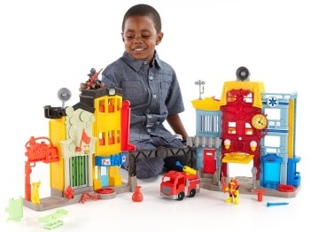 Post image for Imaginext Rescue City Center-$27.99