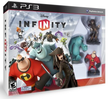 Post image for HOT Deal: Disney Infinity Starter Pack for PS3 $49.99
