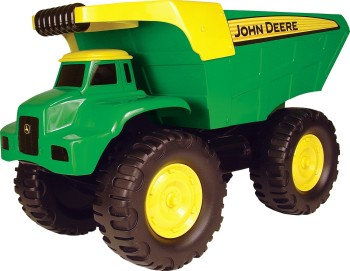 Post image for Amazon-John Deere 21″ Big Scoop Dump Truck $25.99