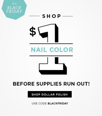Post image for Julep Nail Polish Only $1 Shipped (Reg. $14!)