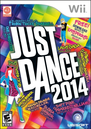Post image for Amazon-Just Dance 2014 for Nintendo Wii Only $25.00