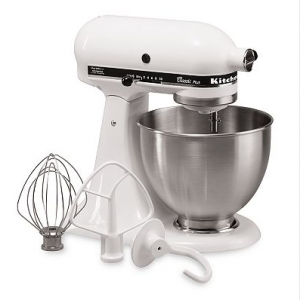 Post image for Kohls: Kitchen Aid 4.5 qt. Classic Mixer $135.59 Shipped!