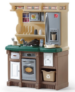 Post image for Amazon-Step 2 LifeStyle Custom Kitchen II $74.99