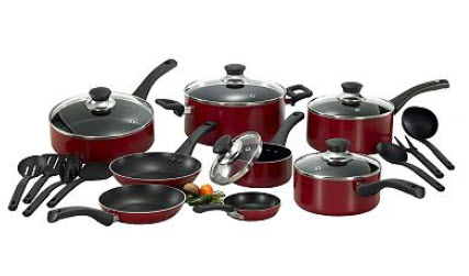 Post image for Black Friday NOW: Kohls' T-Fal 20 Piece Cook Ware Set only $24.99