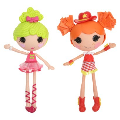 Post image for Target: Lalaloopsy Workshop Dolls Double Pack $9.99